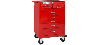 11 Drawer Roller Cabinet - PRO+ Series (Part No. 93211)