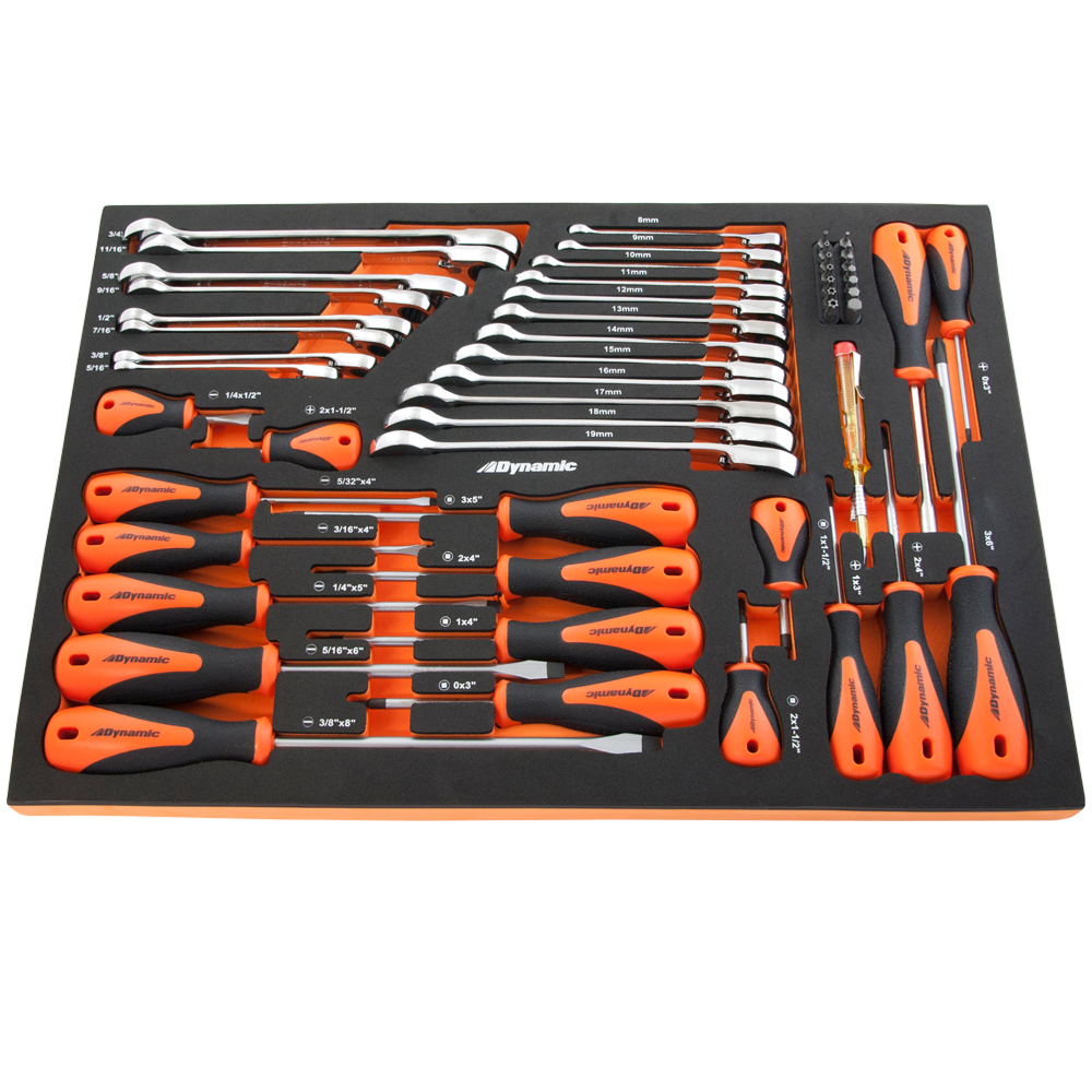 Screwdrivers & Ratcheting Wrenches