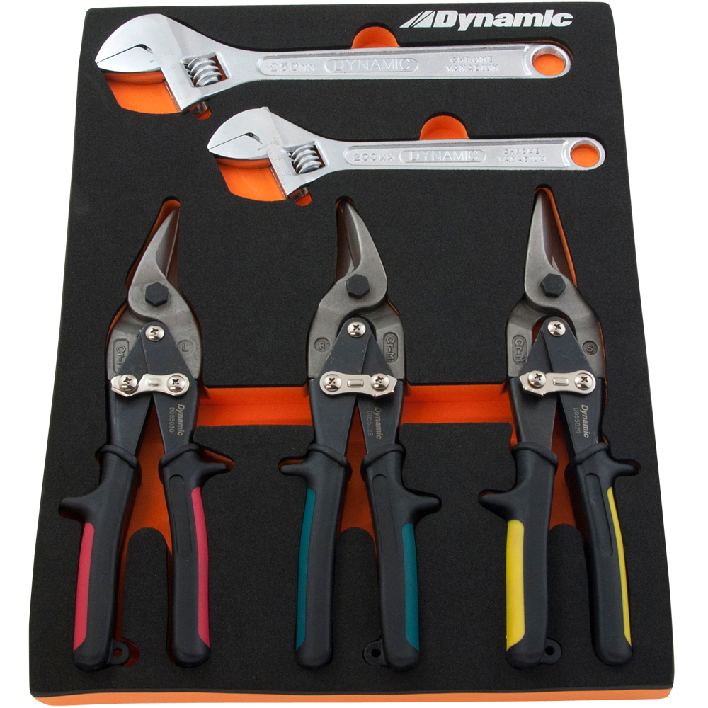 Aviation Snips & Adjustable Wrenches
