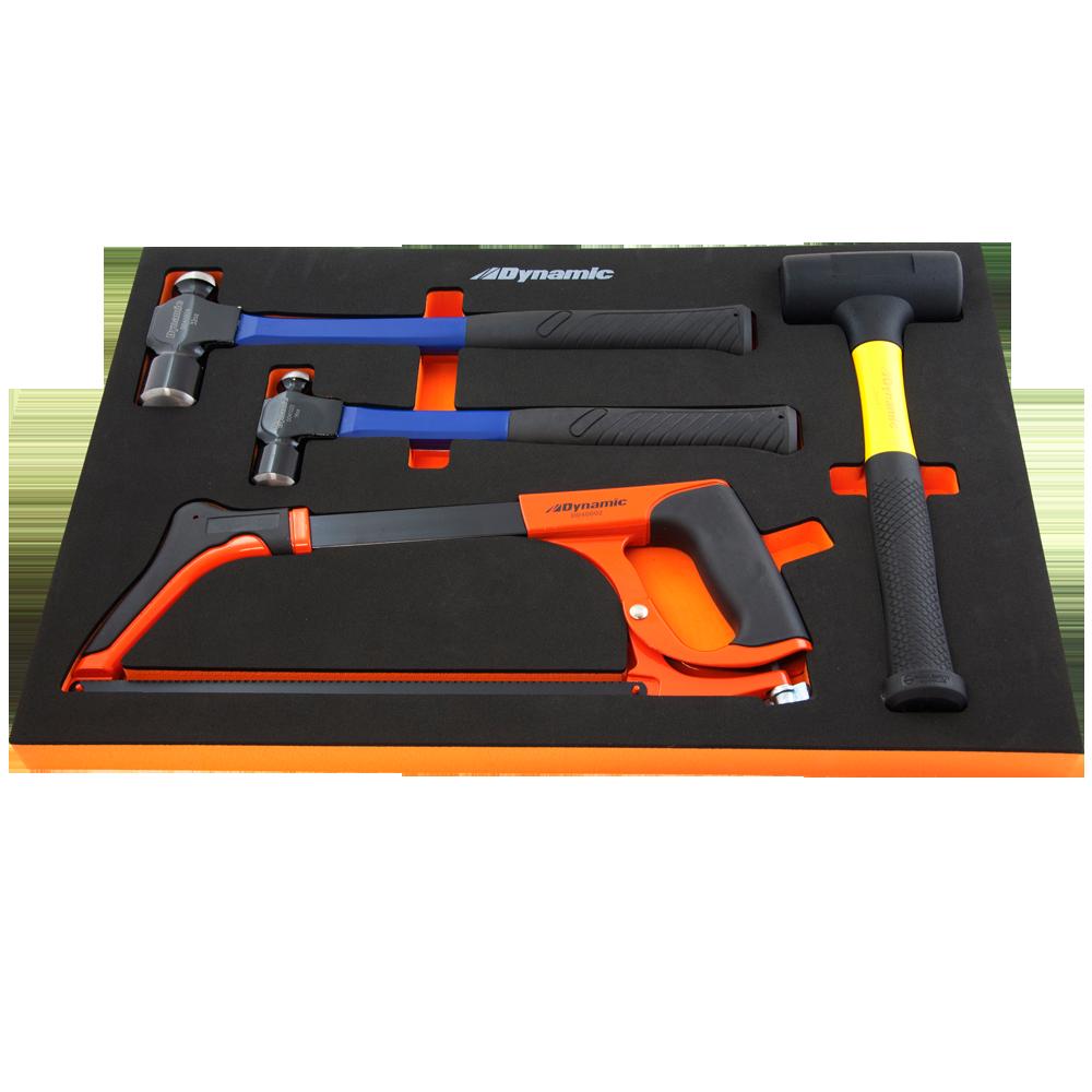 Hammers & Hacksaw