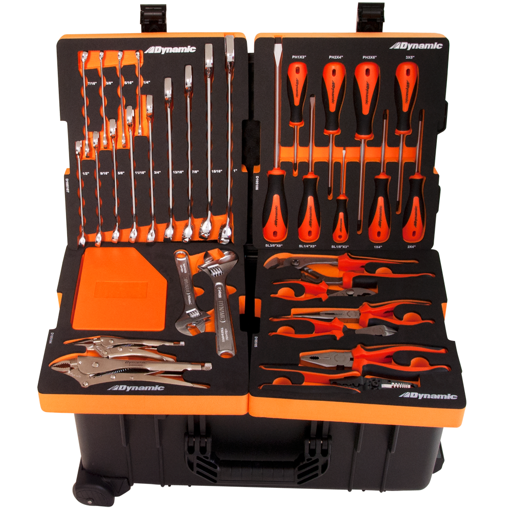 38 Piece Mobile Technician Tool Set