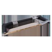 Heavy-Duty Hacksaw WIth Bi-Metal Blade