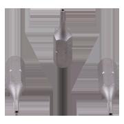Individual Bits - Torx® Tamper Resistant
