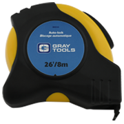 26 Foot Tape Measure With Auto Lock