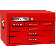 6 Drawer Top Chest - PRO+ Series (Part No. 93106)