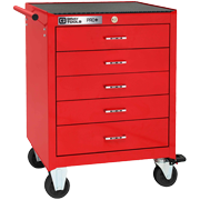 5 Drawer Roller Cabinet - PRO+ Series (Part No. 93250)