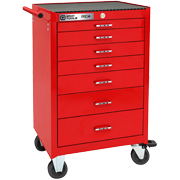 7 Drawer Roller Cabinet - PRO+ Series (Part No. 93270 )