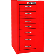 8 Drawer Right Side Rider - PRO+ Series (Part No. 93408)