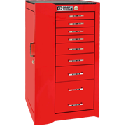 8 Drawer Left Side Rider - PRO+ Series (Part No. 93418)