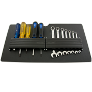 Drawer Tool Low Panel for Mobile Tool Chest