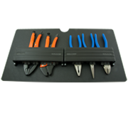 Drawer Tool Mid Panel for Mobile Tool Chest