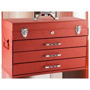 3 Drawer Hand Box