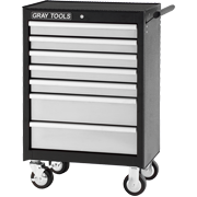 7 Drawer Roller Cabinet (Part No 99507SB)