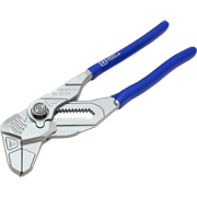 Smooth Jaw Adjustable Pliers
