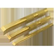 3 Piece Brass Scraper Set