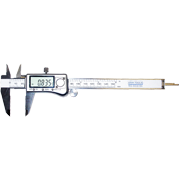 Digital Calipers - Stainless Steel Housing