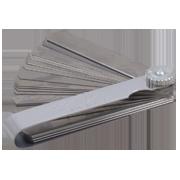 Feeler Gauge With 25-Blades