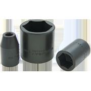 Metric Standard Impact Sockets 6PT