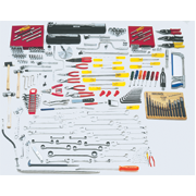 295 Pieces Complete Aircraft Maintenance Set - Tools Only
