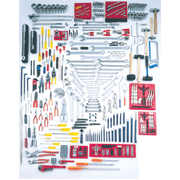 419 Pieces SAE Master Set - Tools Only