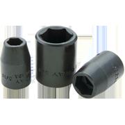 SAE Standard Impact Sockets 6 PT