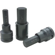 Hex Head Sockets Metric - Standard Length