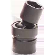 Metric Standard Universal Joint Sockets 6PT